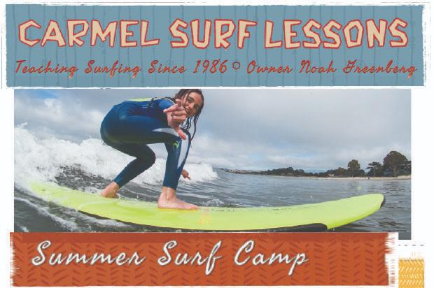 Monterey Surf Lessons