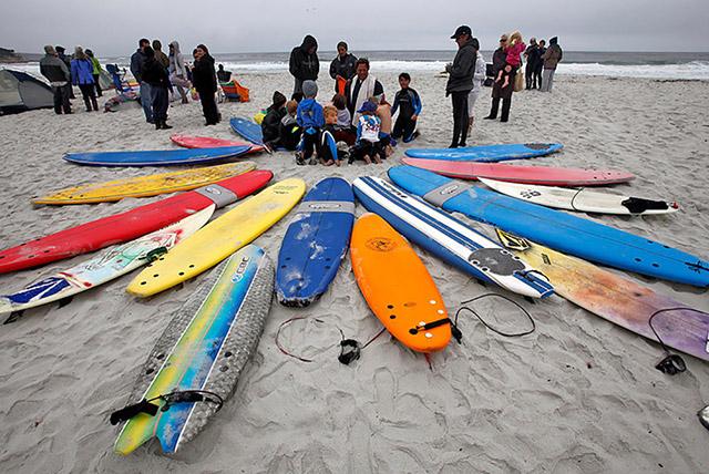 Surfing Gear - Carmel Surf Lessons