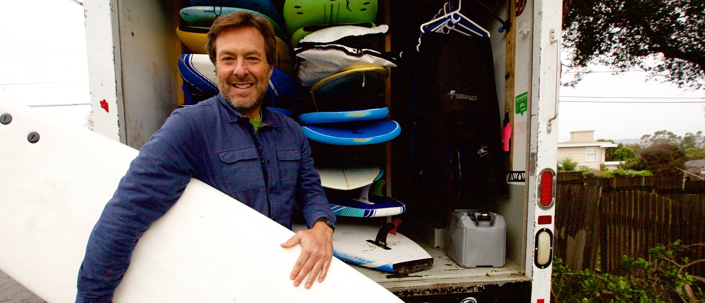 Noah Greenberg Surfing Lessons Carmel Monterey
